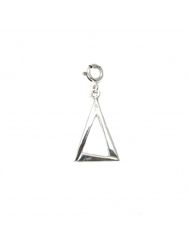 CHARM YOMIME EYE OF PROVIDENCE IN STERLING SILVER