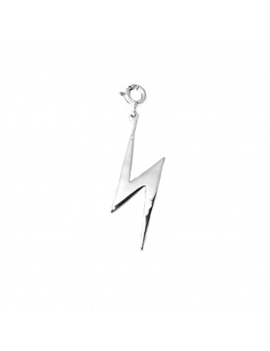 ICONS BY ALDO CHARM LIGHTNING IN STERLING SILVER