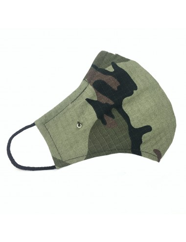 MASK CAMOUFLAGE GREEN YOMIME BY ALDO