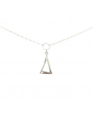 ICONS BY ALDO NECKLACE EYE OF PROVIDENCE IN STERLING SILVER