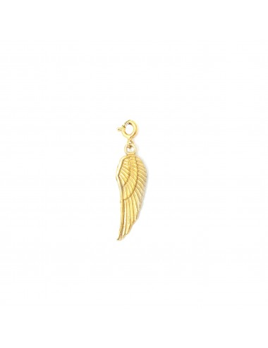 CHARM YOMIME WING IN STERLING SILVER VERMEIL
