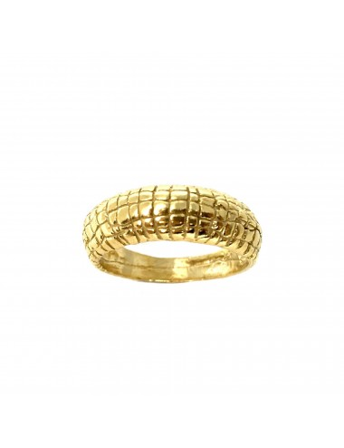 Nile Ring in Sterling Silver Vermeil