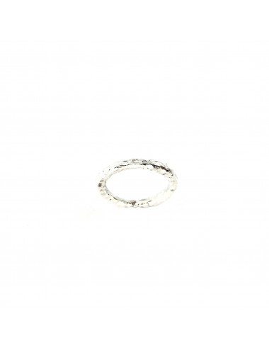 Punki thin Ring in Sterling Silver