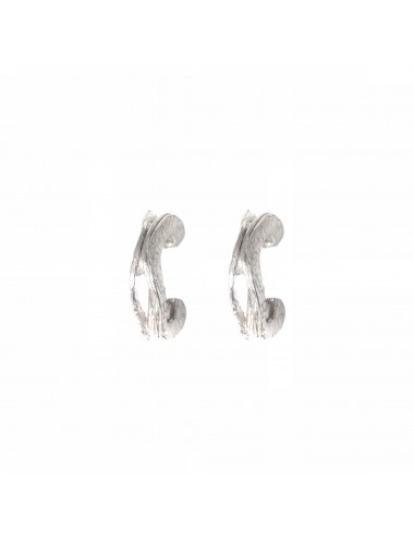 Satellite Waves Criollas Earrings in Sterling Silver