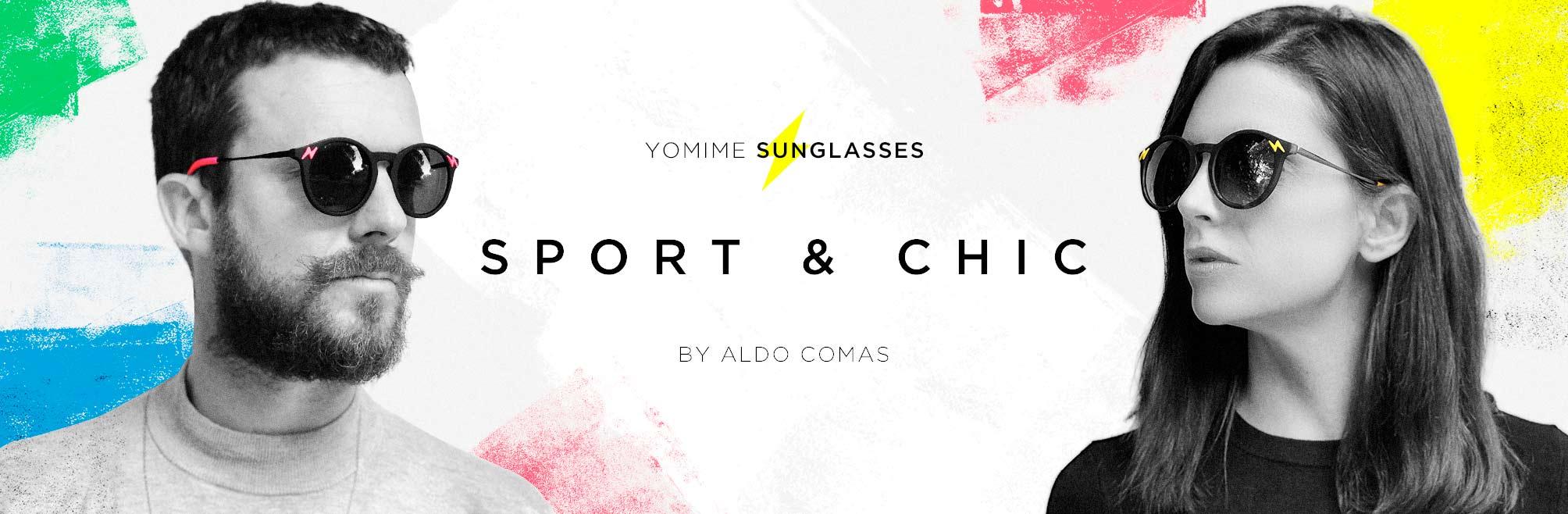 Sunglasses. Sport & Chic
